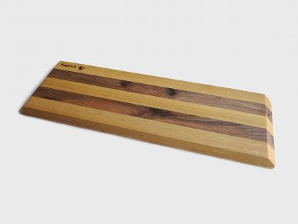 Rectangular tray and cutting board