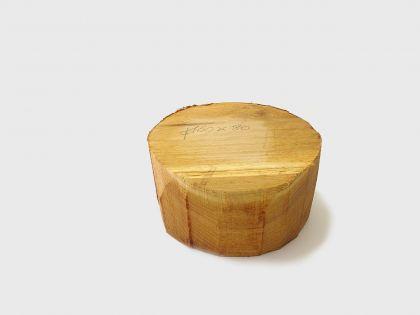 Legno di acacia per ciotola/coppa