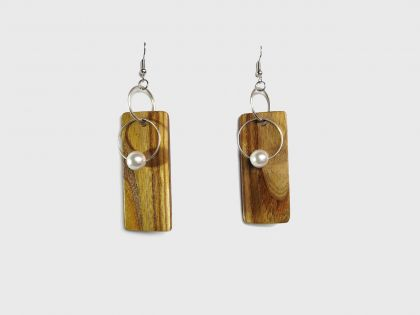 Pendant earrings sumac S02