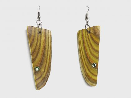 Pendant earrings sumac S01
