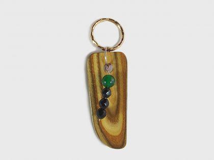 Sumac pearl key ring