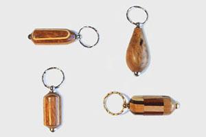 Man Keychains